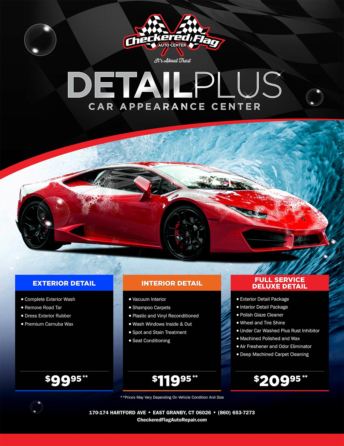 Detail Plus Car Appearance Center