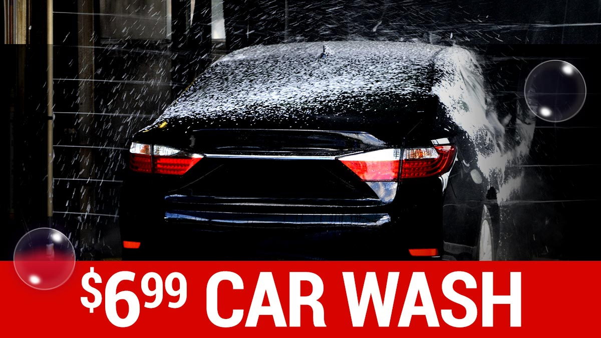 Checkered Flag Auto Center Car Wash