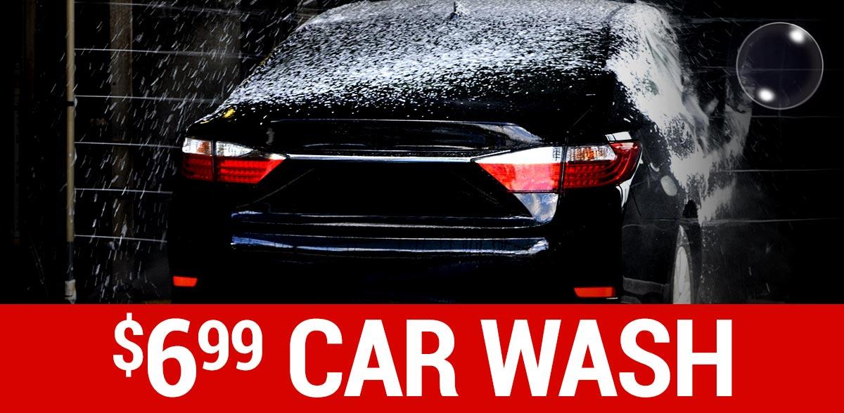 $6.99 Car Wash